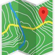 نرم افزار قطب نما-مسیریاب-BackCountry Navigator TOPO GPS-TOPO GPS