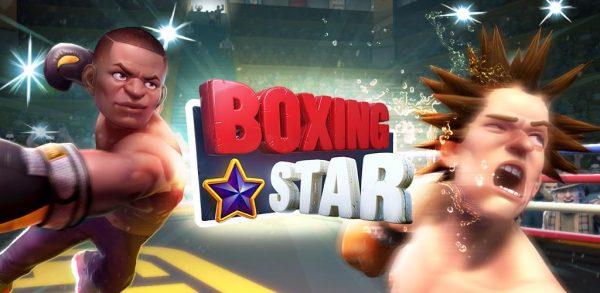 Boxing Star -ستاره بوکس