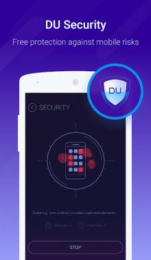 نرم افزار بهینه سازی-DU Speed Booster