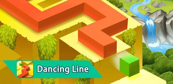 Dancing Line -رقص خطوط