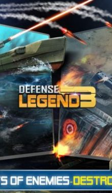 Defense Legend 3: Future War - اسطوره دفاع 3