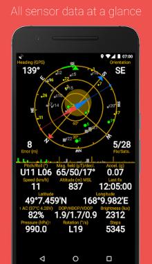 GPS Status-Toolbox-تقویت کننده GPS