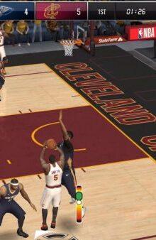 NBA LIVE Mobile - بسکتبال ان بی ای
