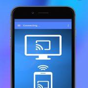 اتصال گوشی به تلویزیون - Screen Mirroring