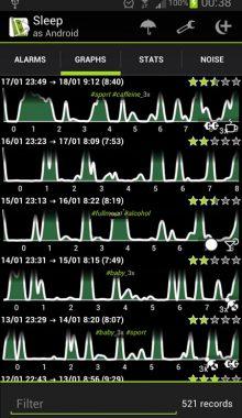 Sleep as Android-برنامه ساعت زنگدار-ساعت زنگدار