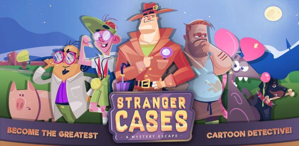 Stranger Cases : A Mystery Escape - ماموریت عجیب