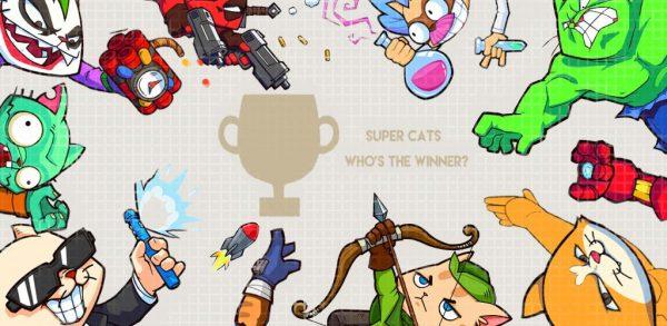 Super Cats -گربه های قهرمان