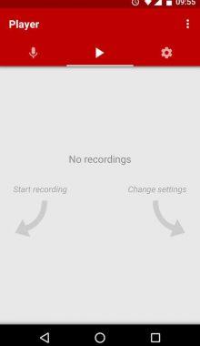 Voice Recorder Pro Full -ضبط صوتی حرفه ای