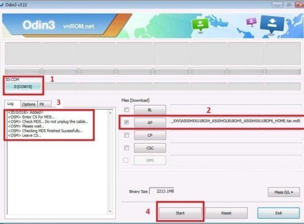 فایل کامبینیشن چیست؟ کاربرد Combination و نحوه فلش آن در گوشی های سامسونگ