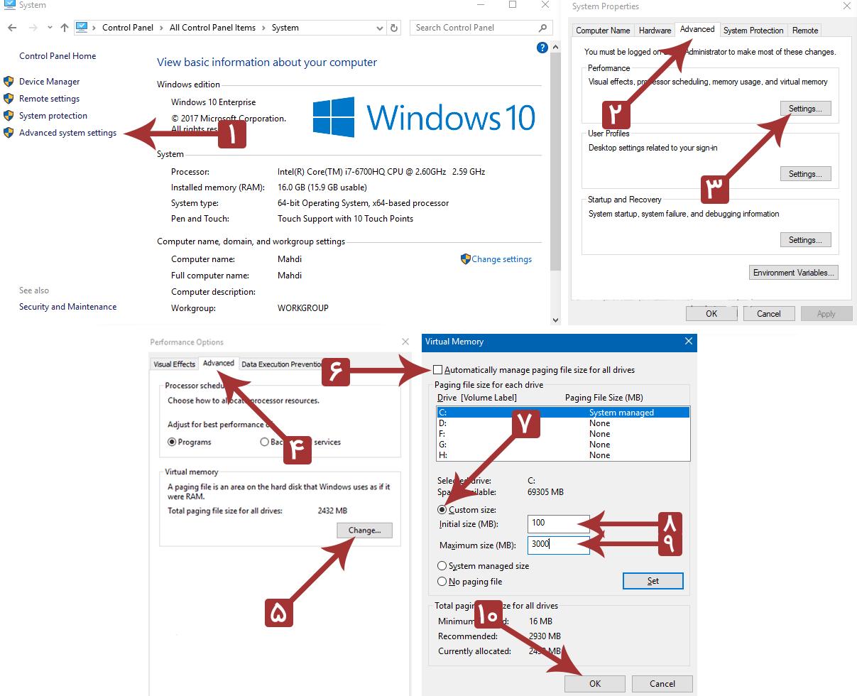 آموزش تصویری رفع ارور ISDone.dll در هنگام نصب بازی های کامپیوتری