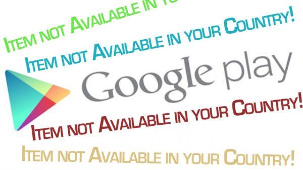 رفع تحریم گوگل پلی ، حل مشکل