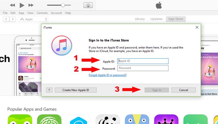 وارد کردن اپل آیدی در آیفون ، آیپد - نحوه لاگین کردن اپل آیدی به صورت کاملا تصویری