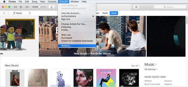 آموزش استفاده از گیفت کارت برای خرید برنامه های پولی App Store و شارژ کردن اپل آیدی