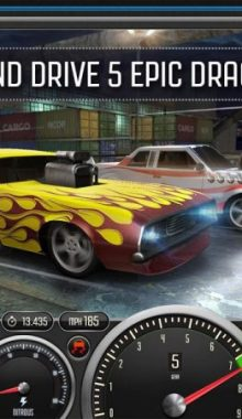 Top Speed: Drag & Fast Racing - درگ