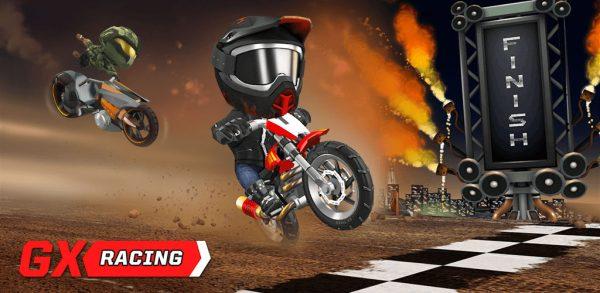 GX Racing - موتورسواری
