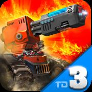 Defense Legend 3: Future War -اسطوره دفاع 3