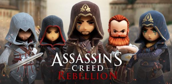 Assassin's Creed : Rebellion - اساسین کرید : شورش