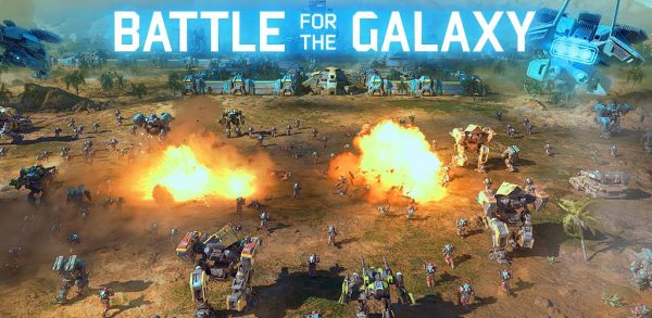 Battle for the Galaxy -نبرد برای کهکشان