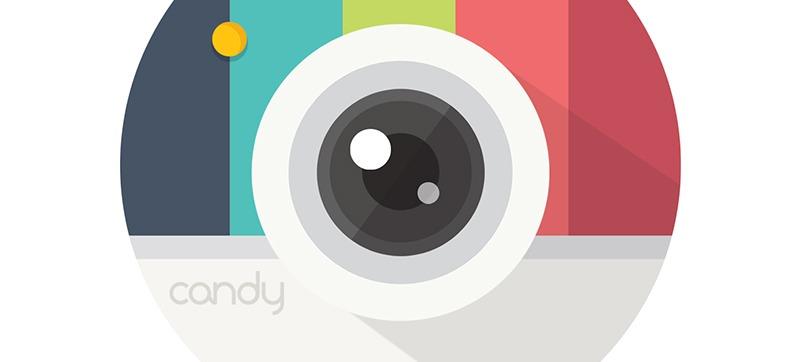 برنامه کندی کمرا Candy Camera