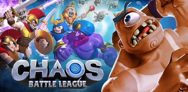 Chaos Battle League - آشفتگی میدان نبرد