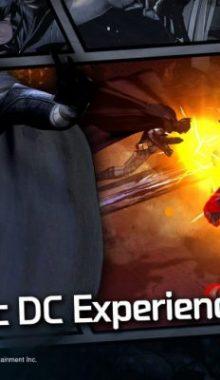 DC : Unchained -رها شدگان : قهرمانان دی سی