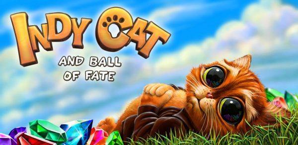 Indy Cat Match 3 -ایندی کت