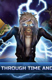 Iron Maiden -آیرون میدن