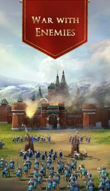 March of Empires : War of Lords - رژه امپراطوری ها