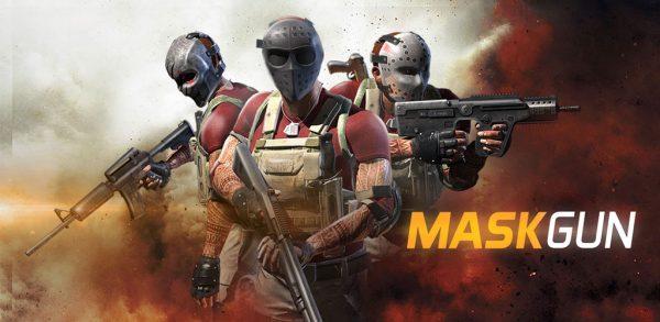MaskGun - بازی چند نفره