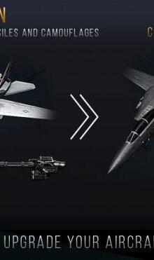 Modern Warplanes -نبرد های هوایی