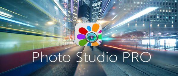 Photo Studio - ویرایش تصاویر و افکت گذاری