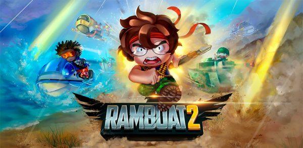 Ramboat 2 - رمبو قایق سوار