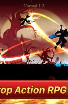 Shadow Fight Heroes -قهرمانان سایه