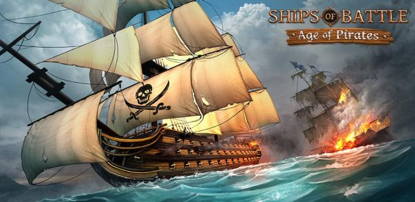 Ships of Battle Age of Pirates -عصر دزدان دریایی
