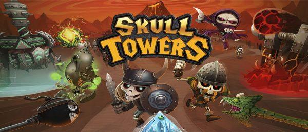 Skull Towers - برج دفاعی