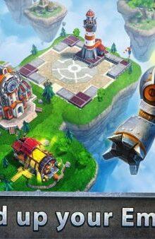 Sky Clash : Lords of Clans 3D -نبرد آسمانی : فرماندهان قبایل