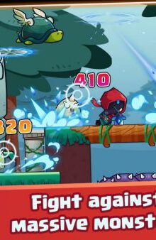 Sword Man - Monster Hunter -شکارچی هیولا