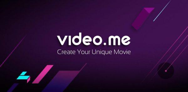 Video.me -ویرایش و ساخت ویدئو