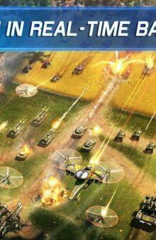 War Planet Online -فتح جهانی