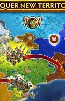 Warlords of Aternum -جنگ سالاران