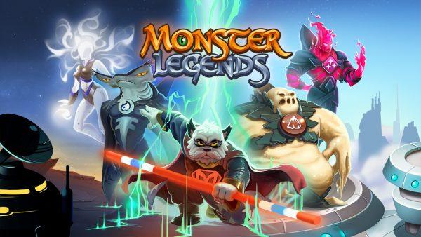 Monster Legends -افسانه هیولاها