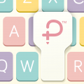کیبورد پاستل - Pastel Keyboard Theme Color