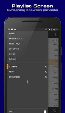 موزیک پلیر اندروید -AIMP