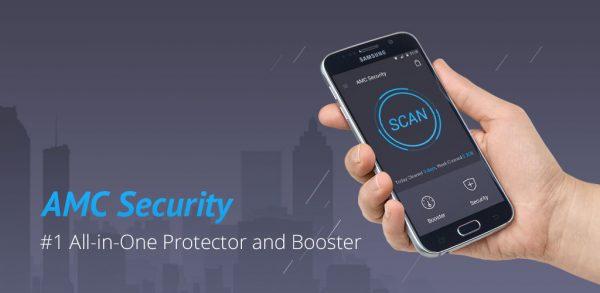 آنتی ویروس و نرم افزار امنیتی -AMC Security
