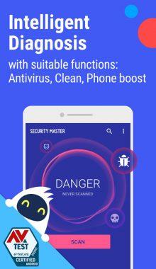 نرم افزار امنیتی و آنتی ویروس -CM Security Master