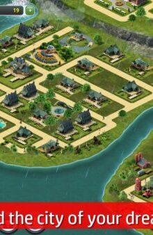 شهری در جزیره 3 -City Island 3