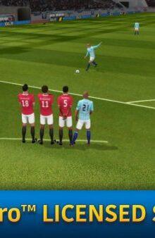 بازی فوتبال دریم لیگ 2019 -Dream League Soccer 2019