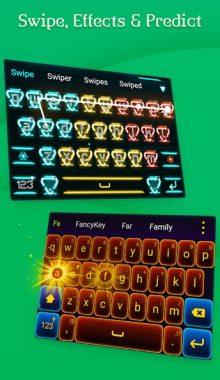 کیبورد اندروید -FancyKey Keyboard