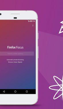 فایرفاکس فوکوس -Firefox Focus