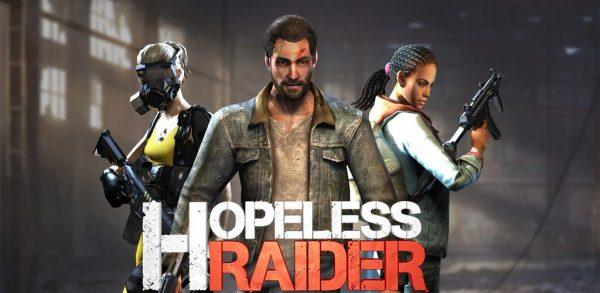 یوروش برنده نا امید -Hopeless Raider-Zombie